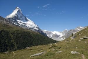 trail running tour du cervin-matterhorn