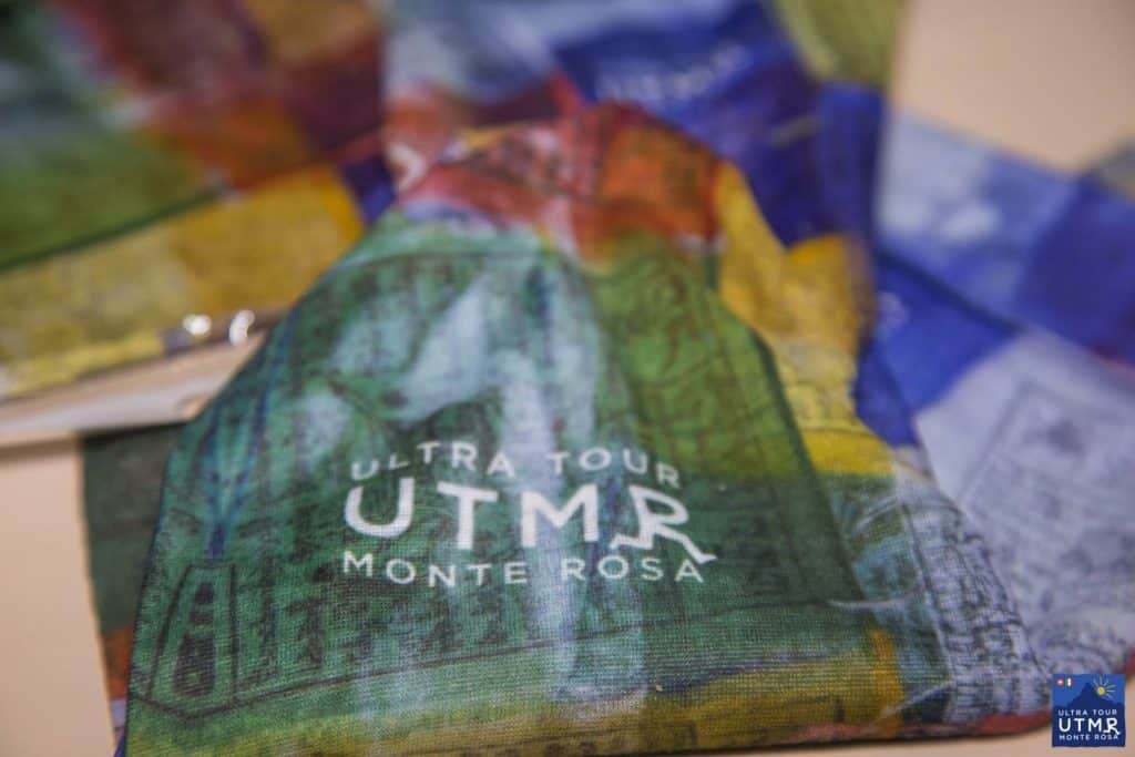 Limited edition UTMR prayer flag bandana!