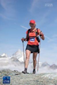 Nick Spinks UK athlete Weisshorn