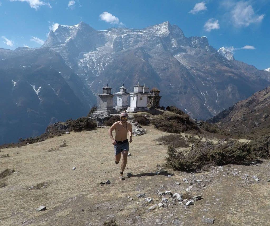 La ruta de los evarts romanos en Nepal