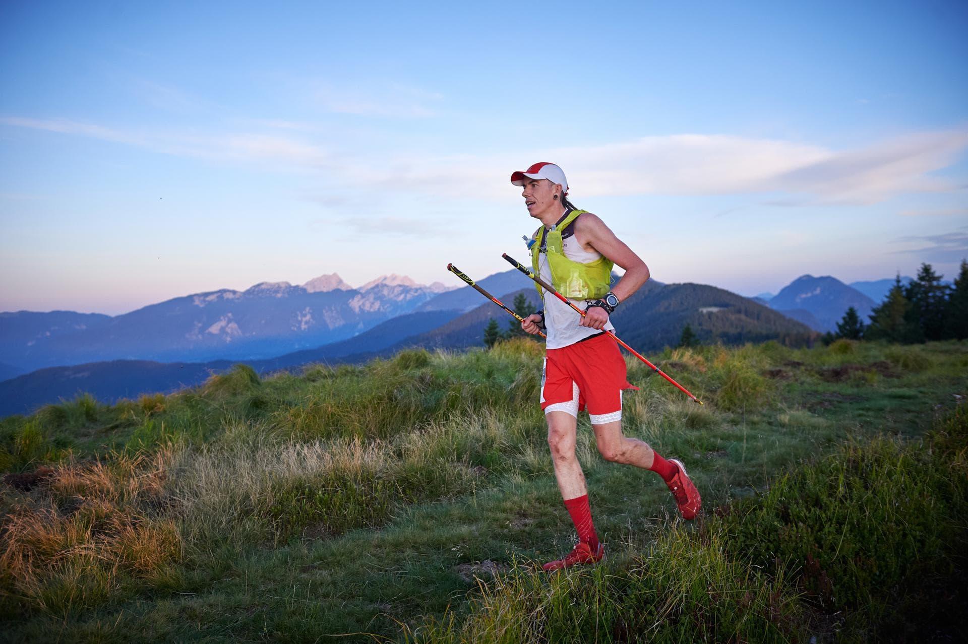 ultra runner Marián Priadka Slovakia