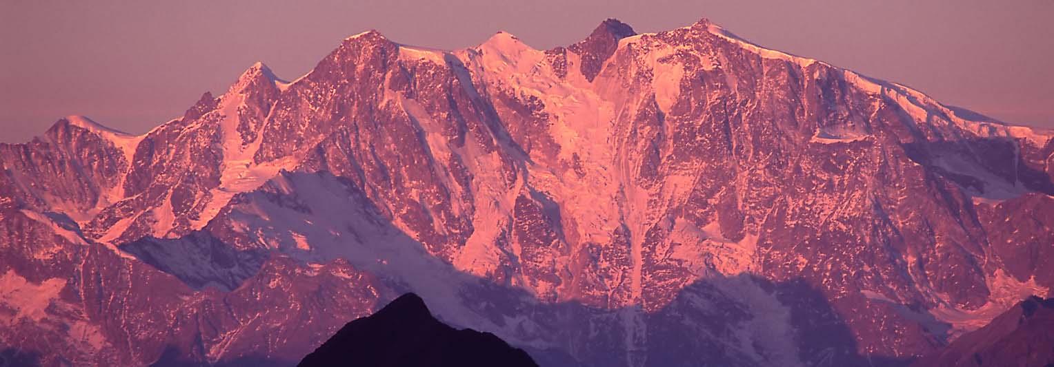 sunrise monte rosa