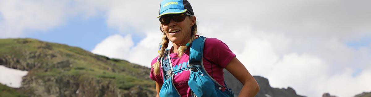 Darcy Piceu, ultra runner hoka