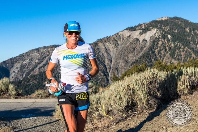 Endurance runner Darcy Piceu